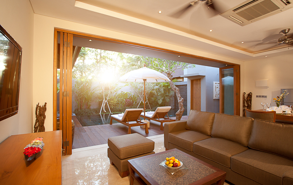 One Bedroom Private Pool Villa