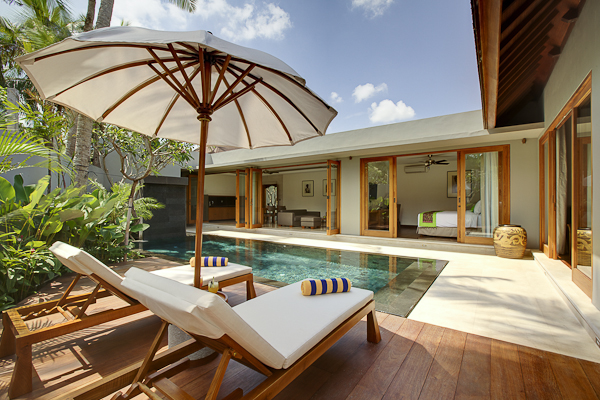 Two Bedroom Private Pool Villa