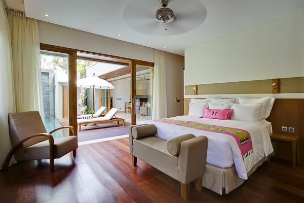Three Bedroom Private Pool Villa
