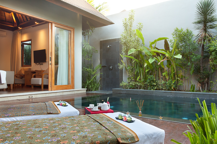 In-Villa Massage