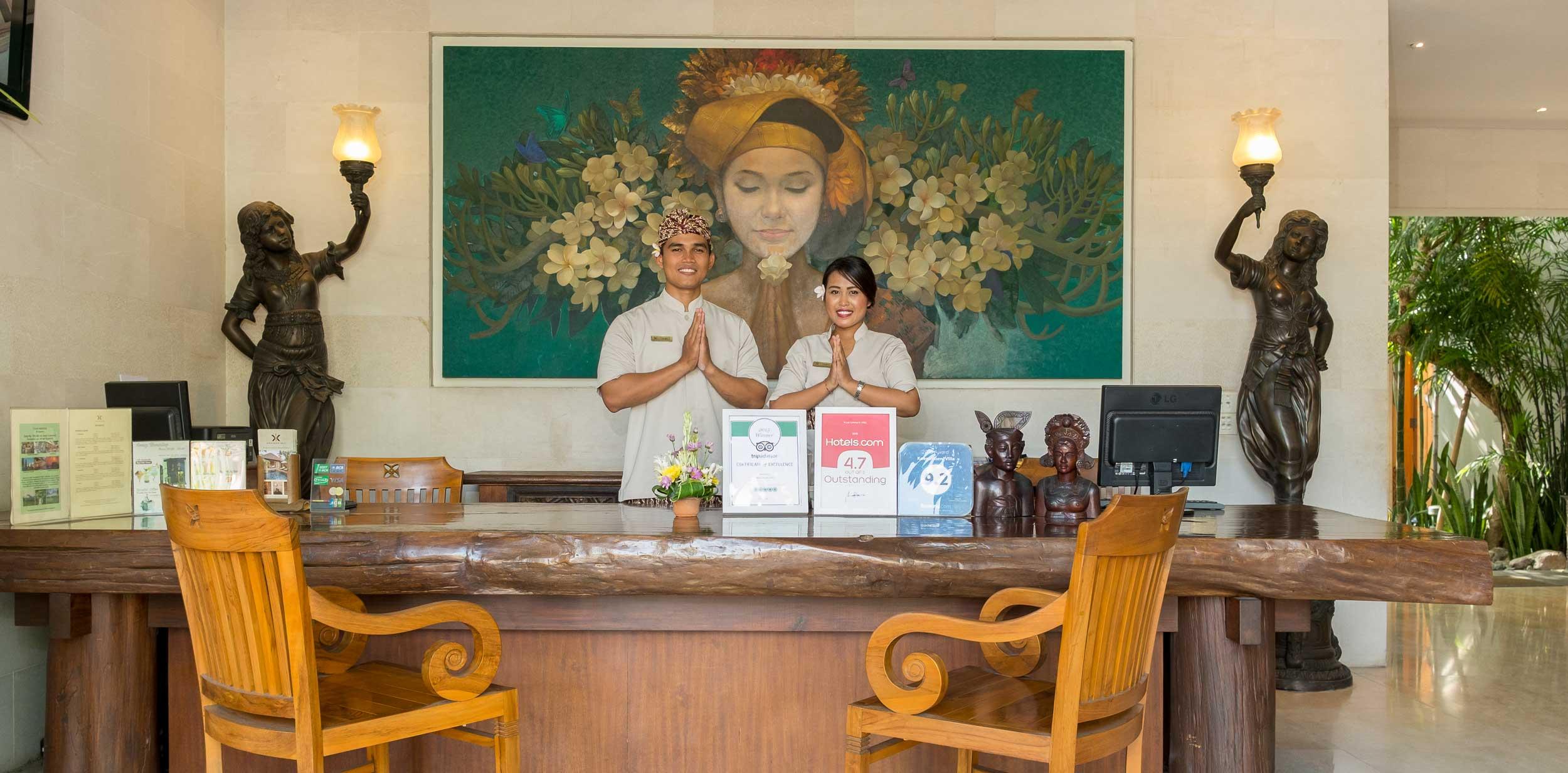 Welcome to KoenoKoeni Villa, Petitenget Seminyak Bali